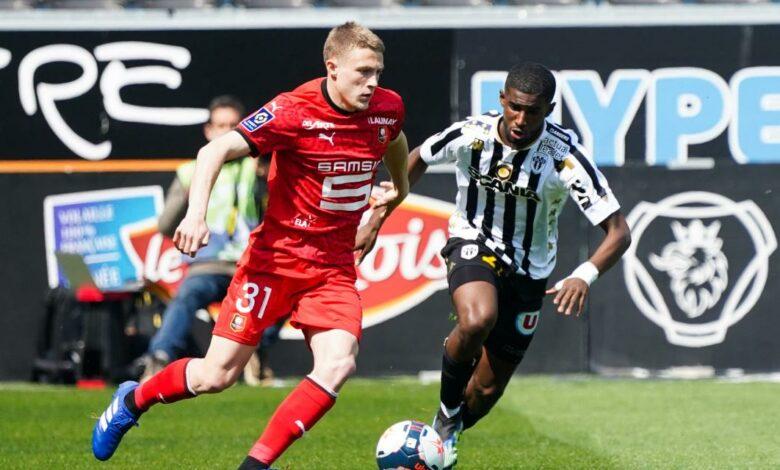 Ligue 1 - 33ème j. | Les notes de Angers SCO - Stade Rennais (0-3) 11