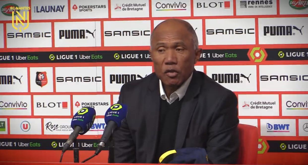 FC Nantes : Le soutien inattendu à Kombouaré dans cette course au maintien ! 1