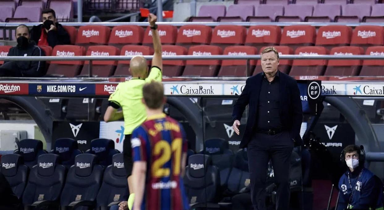 FC Barcelone : La sentence est tombée pour Ronald Koeman ! 1