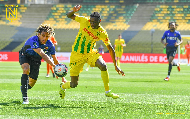 FC Nantes : Kolo Muani décrit l'atmosphère après le revers contre Nice ! 1