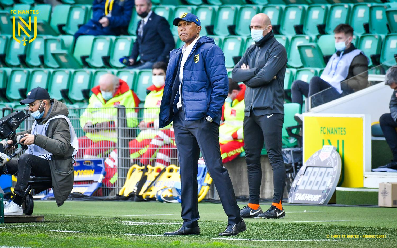 FC Nantes : Kombouaré révèle ce qui l'embête le plus chez ses joueurs ! 1