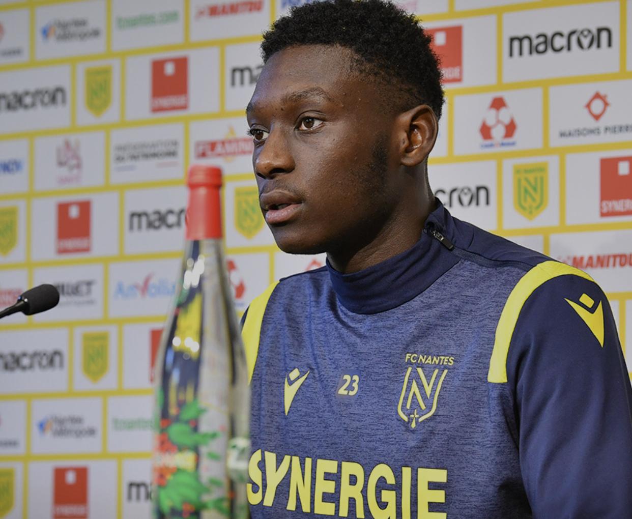FC Nantes : Kolo Muani évoque son premier derby contre Rennes ! 1