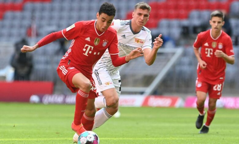 Bundesliga - 28ème j. | Les notes de Bayern - Union Berlin (1-1) 5