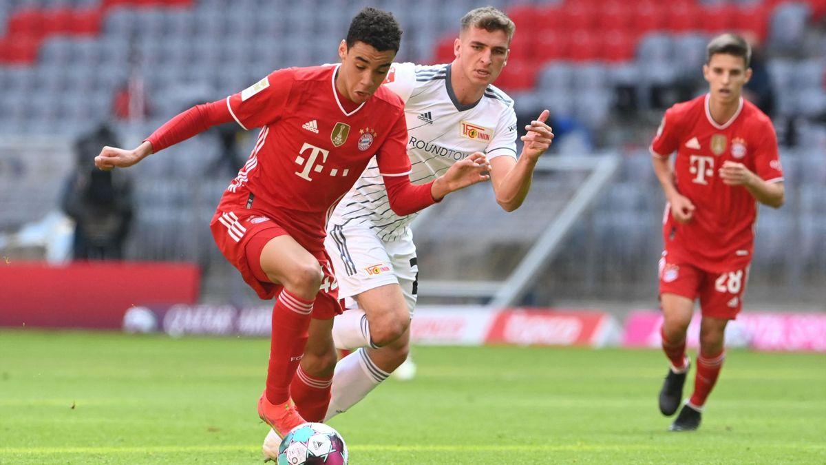 Bundesliga - 28ème j. | Les notes de Bayern - Union Berlin (1-1) 1