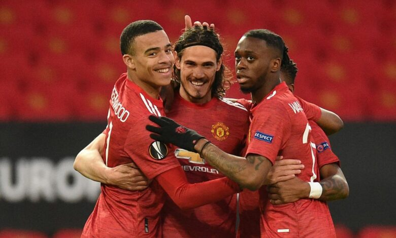 Ligue Europa - 1/4 retour | Les notes de Manchester United - Grenade (2-0) 1