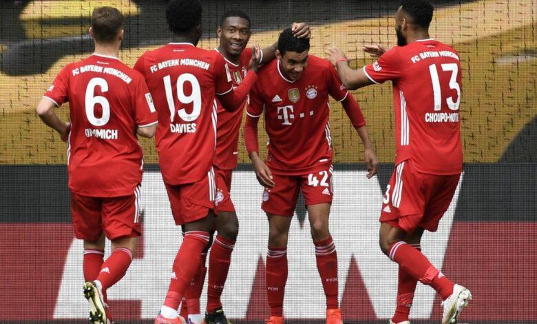Bundesliga - 29ème j. | Les notes de Wolfsburg - Bayern (2-3) 1