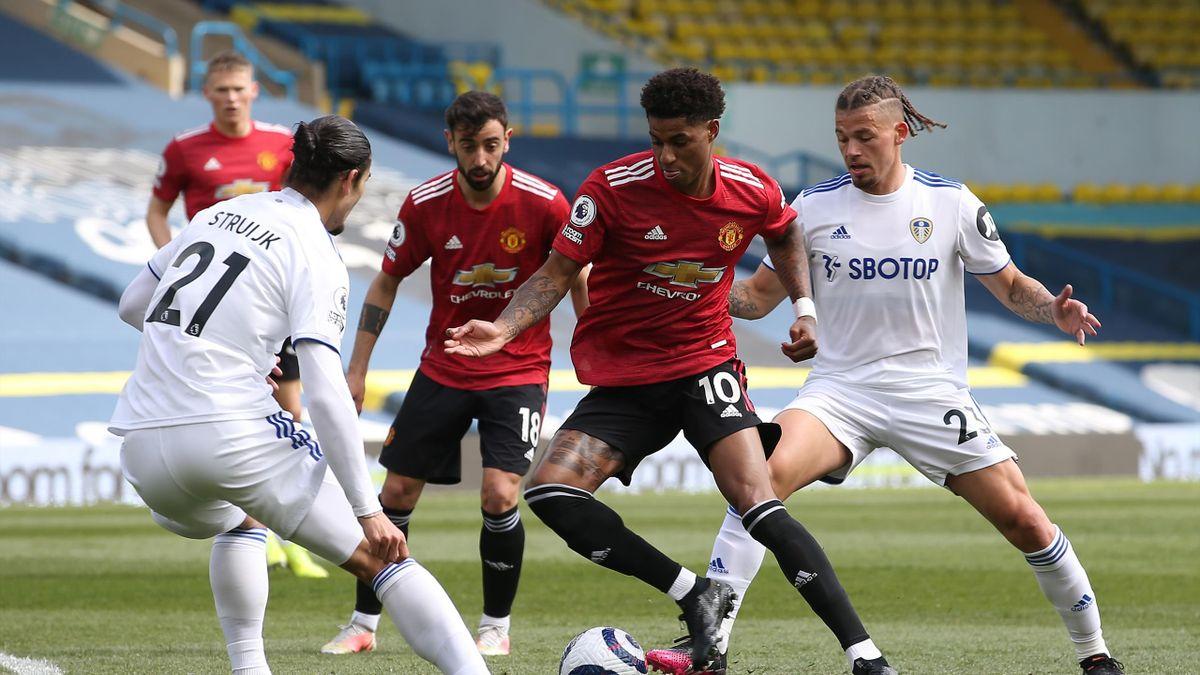 Premier League - 33ème j. | Les notes de Leeds - Manchester United (0-0) 1