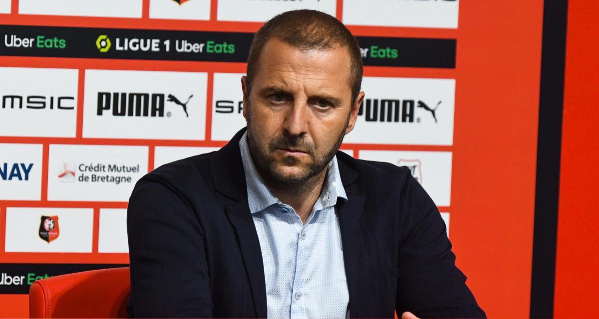 Stade Rennais : Le club officialise le départ de ce joueur ! 1