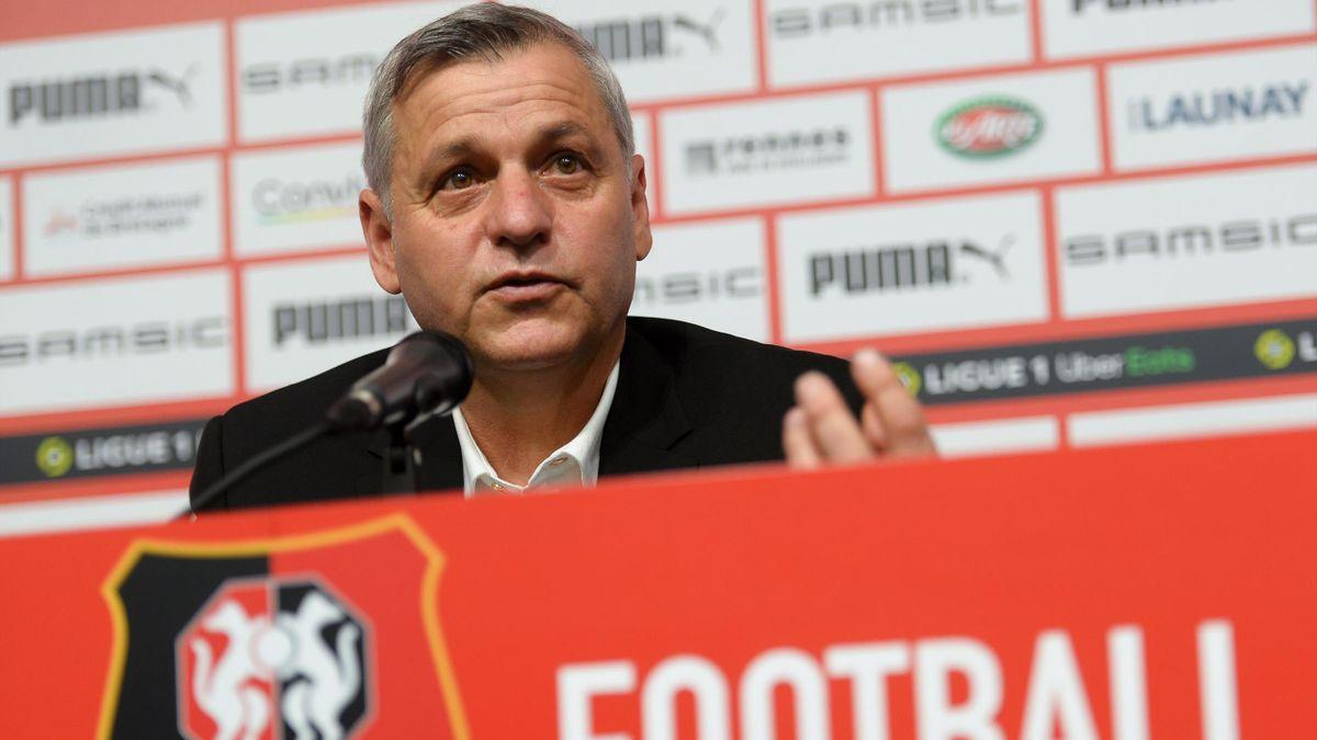 Stade Rennais : Génésio ne veut pas s'approprier tout seul cette réussite ! 1