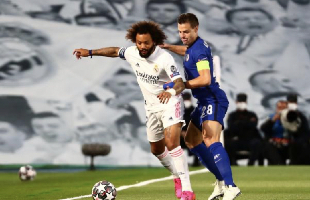 Real Madrid : Marcelo absent pour le retour contre Chelsea? Découvrez la raison ! 1