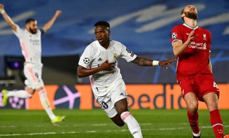 Ligue des Champions - 1/4 aller | Les notes de Real Madrid - Liverpool (3-1) 13