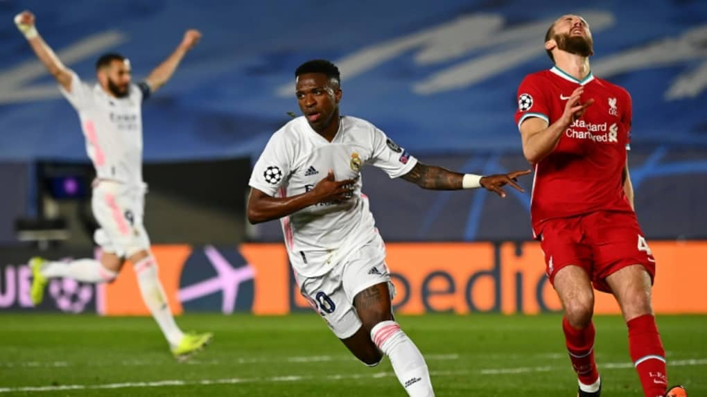 Ligue des Champions - 1/4 aller | Les notes de Real Madrid - Liverpool (3-1) 1