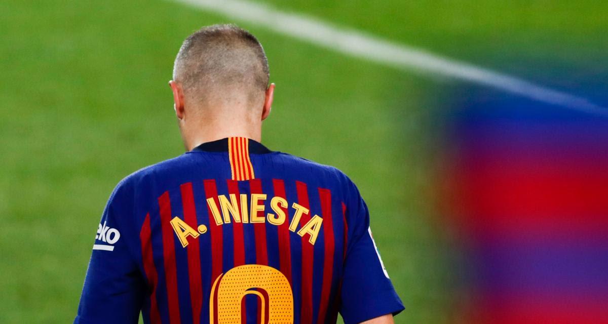 FC Barcelone : Pour le Clasico, Iniesta désigne les joueurs à suivre ! 1