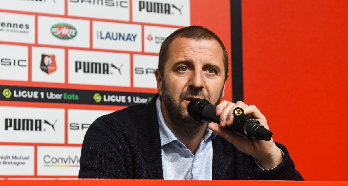 Stade Rennais : Florian Maurice dément pour cette piste ! 1