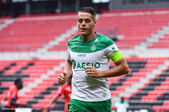 ASSE : En fin de contrat, Hamouma intéresserait deux formations de la Ligue 1 ! 1