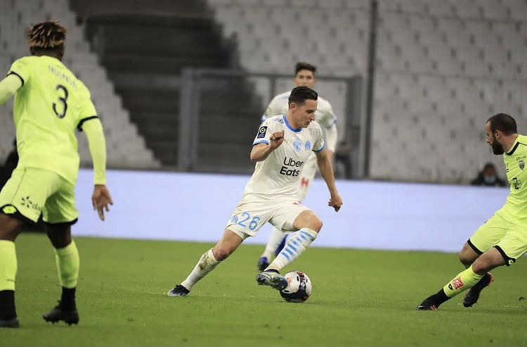 Ligue 1 - 31ème j. | Les notes de OM - Dijon (2-0) 1