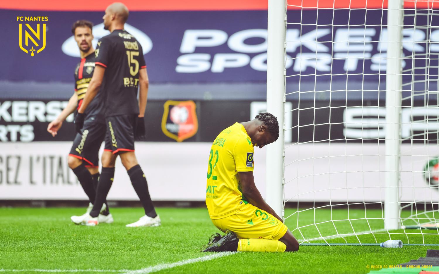 FC Nantes : « Personne ne va nous donner notre maintien», dixit ce Canari ! 1