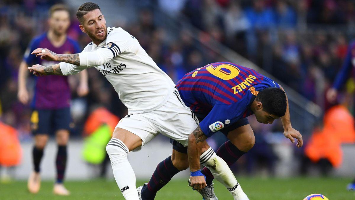 FC Barcelone : Pour le Clasico, ce Merengue lance les hostilités ! 1