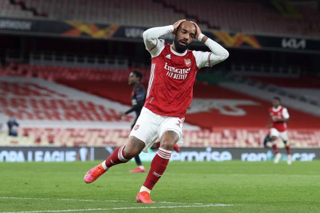 Ligue Europa - 1/4 aller | Les notes de Arsenal - Slavia Prague (1-1) 9
