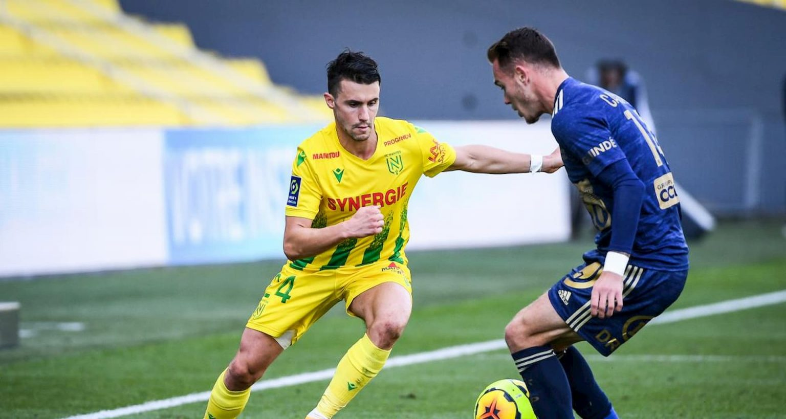 FC Nantes : Fréquence des fautes commises, les Canaris sur le podium ! 1