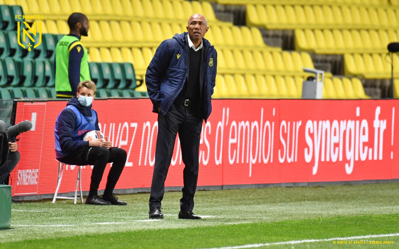 FC Nantes : Kombouaré pointe du doigt son secteur offensif ! 1