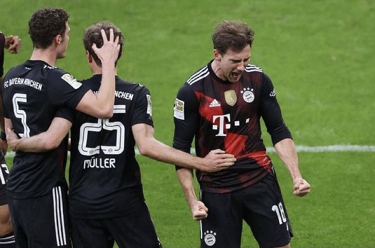 Bundesliga - 27ème j. | Les notes de Leipzig - Bayern (0-1) 1