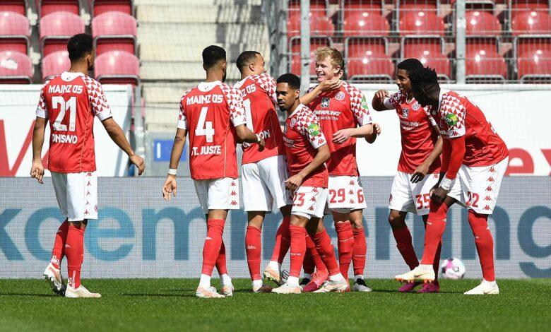 Bundesliga - 31ème j.   Les notes de Mayence - Bayern (2-1) 3