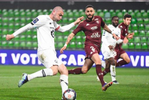 Ligue 1 – 31ème j. | Les notes de Metz - Lille (0-2) 1