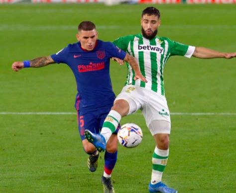 Liga – 30ème j. | Les notes de Bétis Séville – Atletico Madrid (1-1) 1