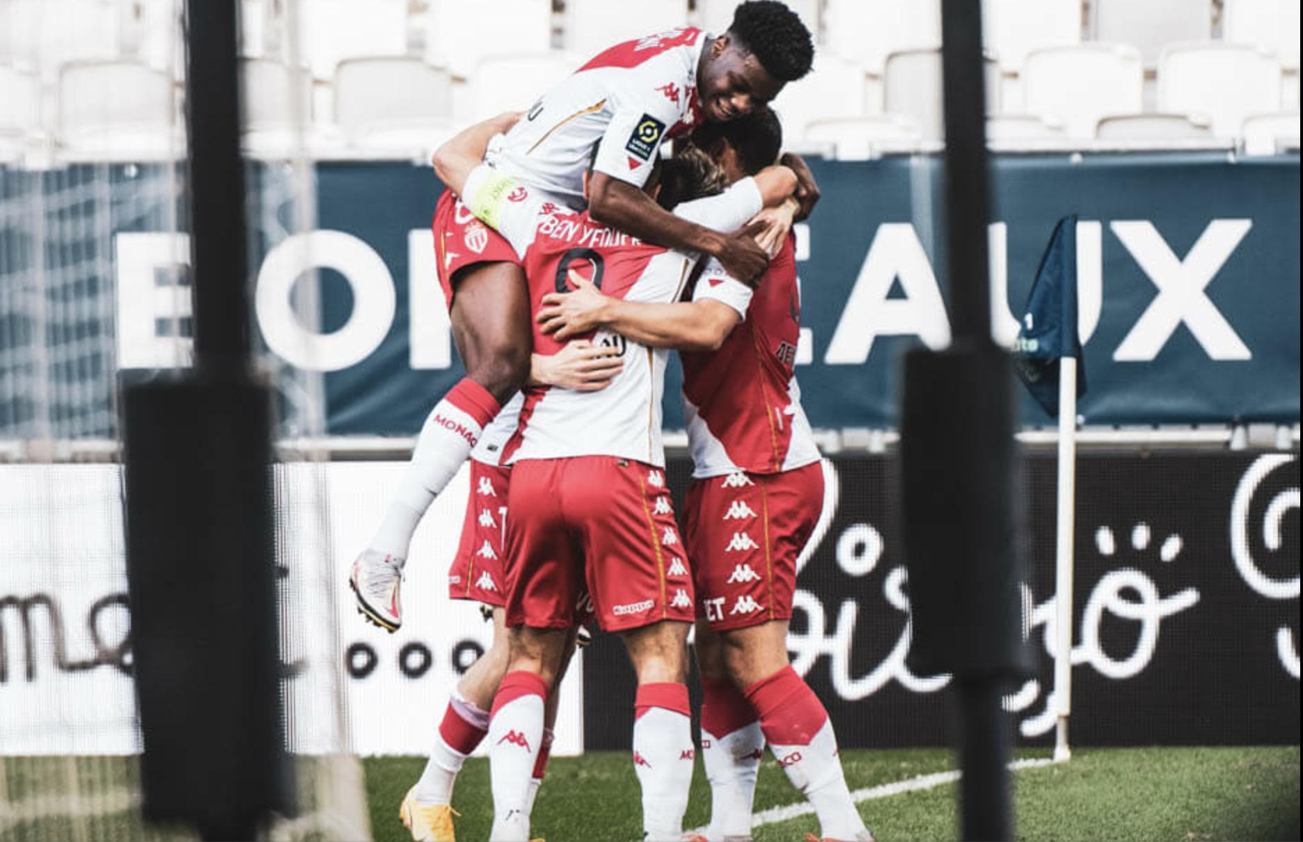Ligue 1 – 33ème j. | Les notes de Bordeaux – Monaco (0-3) 1