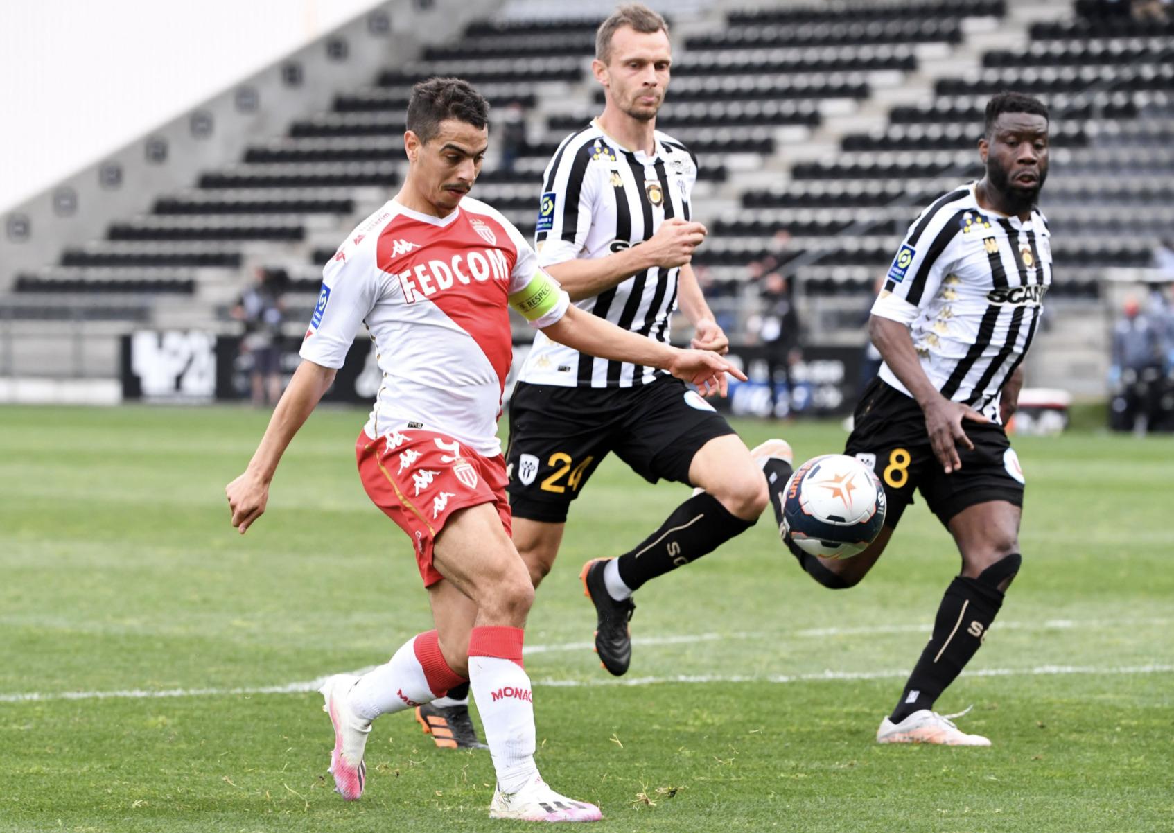 Ligue 1 – 34ème j.   Les notes de Angers – Monaco (0-1) 1