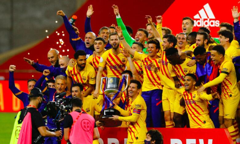Coupe du Roi – Finale | Les notes de Athletic Bilbao – FC Barcelone (0-4) 5