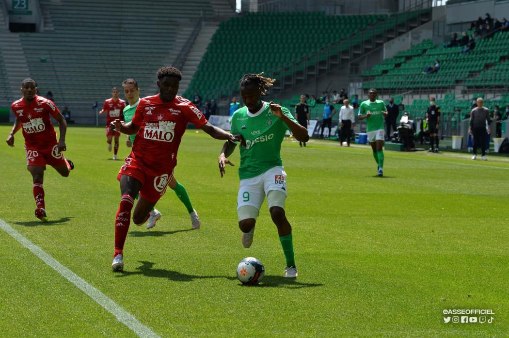 ASSE : Ce Vert met en garde ses partenaires après le revers contre Brest ! 1