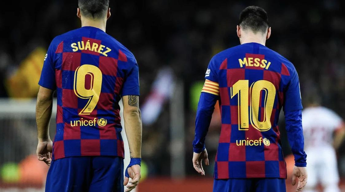 FC Barcelone : Luis Suarez prend position concernant l'avenir de Lionel Messi ! 1
