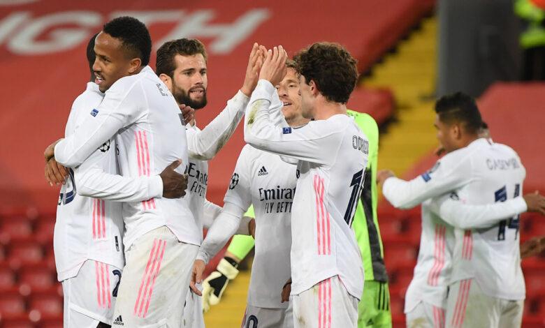 Ligue des Champions - 1/4 retour | Les notes de Liverpool - Real Madrid (0-0) 3