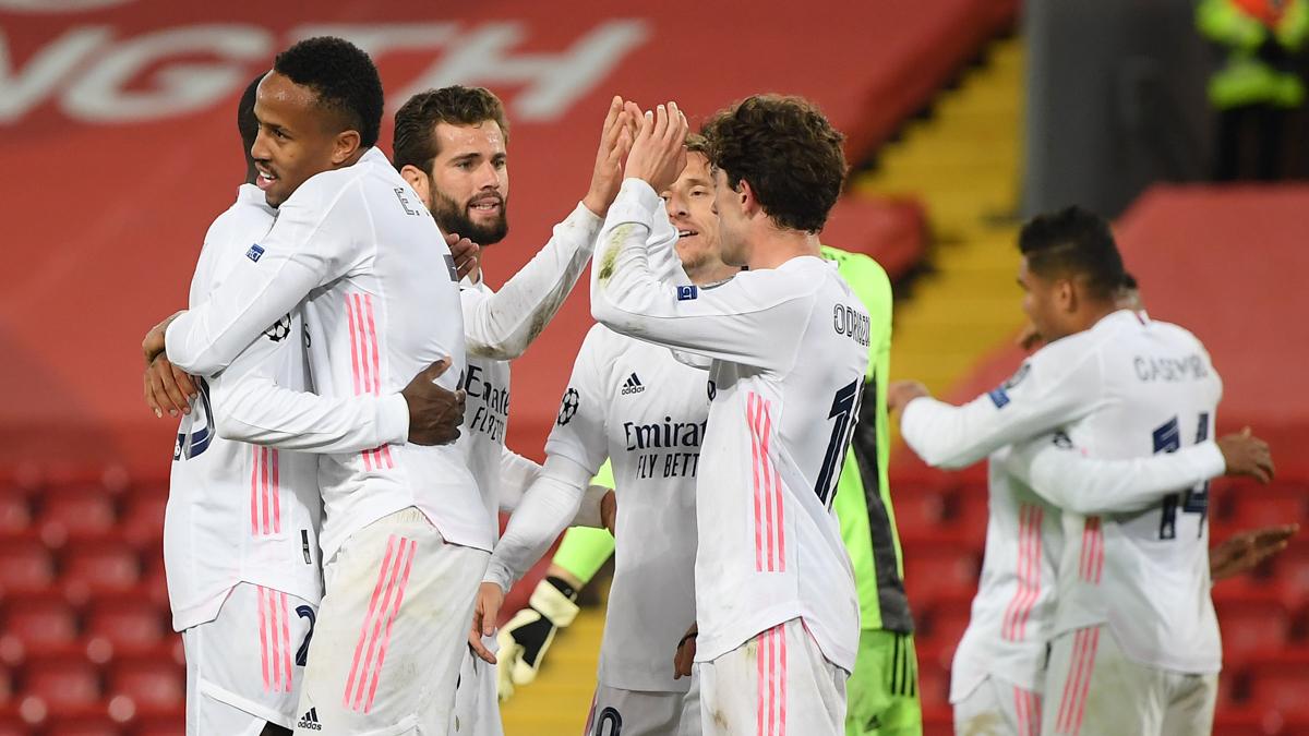 Ligue des Champions - 1/4 retour   Les notes de Liverpool - Real Madrid (0-0) 1
