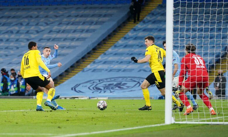 Ligue des Champions - 1/4 aller | Les notes de Manchester City - Borussia Dortmund (2-1) 11