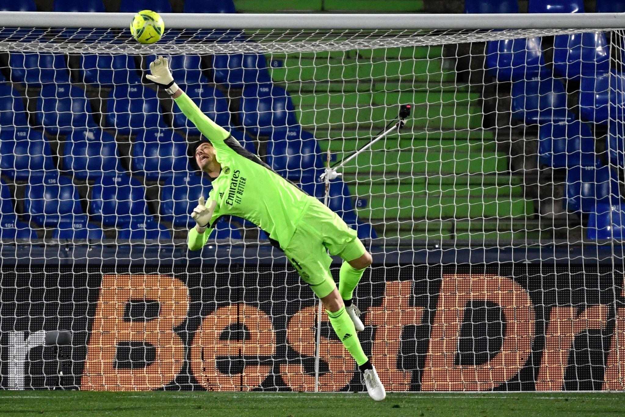 Liga – 31ème j. | Les notes de Getafe – Real Madrid (0-0) 1