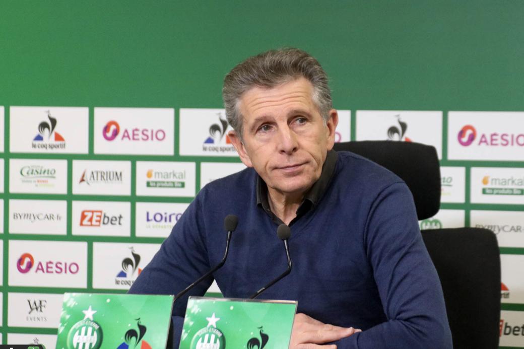 ASSE : Claude Puel revient sur les points déterminants de la défaite contre Brest ! 1