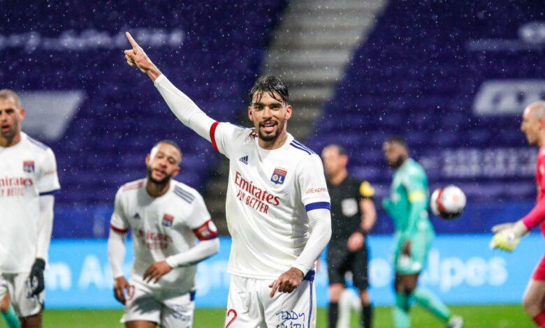 Ligue 1 - 32ème j. | Les notes de OL - Angers (3-0) 15
