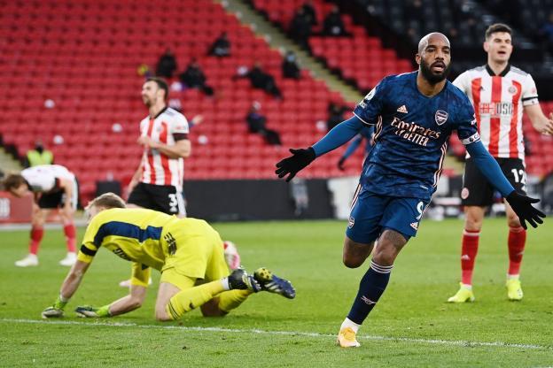 Premier League - 31ème j.   Les notes de Sheffield United - Arsenal (0-3) 7