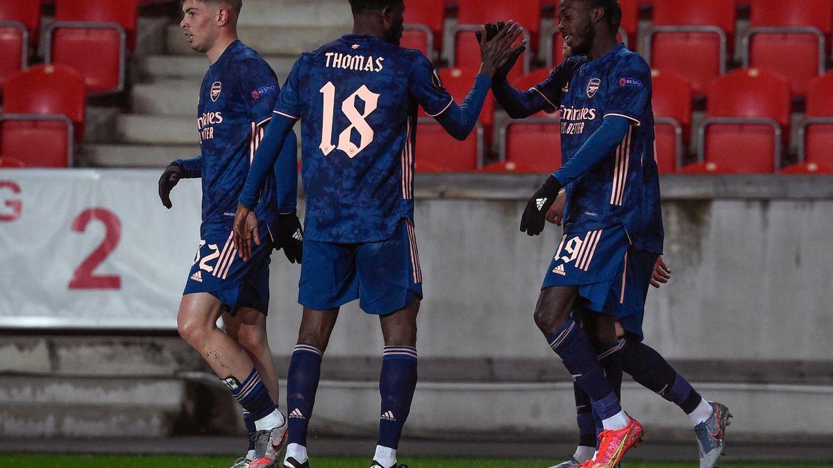 Ligue Europa - 1/4 retour | Les notes de Slavia Prague - Arsenal (0-4) 1