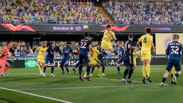 Ligue Europa - 1/2 aller | Les notes de Villarreal - Arsenal (2-1) 9
