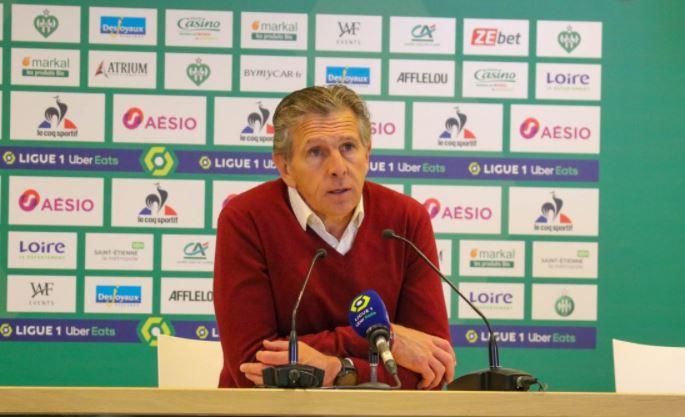 ASSE : Claude Puel reçoit une bonne nouvelle avant la réception de Brest ! 1
