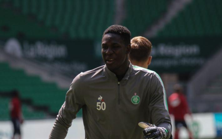 ASSE : Boubacar Fall dévoile ses ambitions avec le club du Forez ! 1