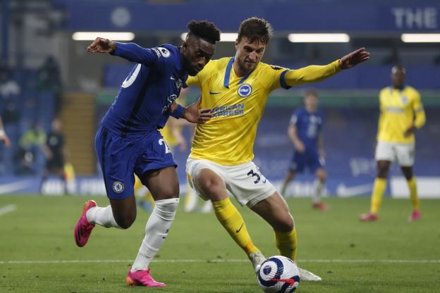 Premier League - 32ème j.   Les notes de Chelsea - Brighton (0-0) 1