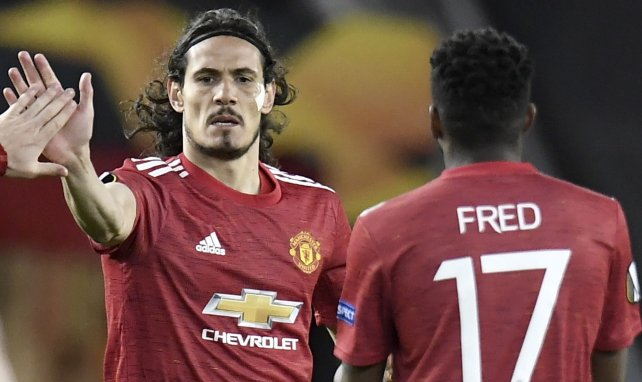 Ligue Europa - 1/2 aller | Les notes de Manchester United - AS Roma (6-2) 1