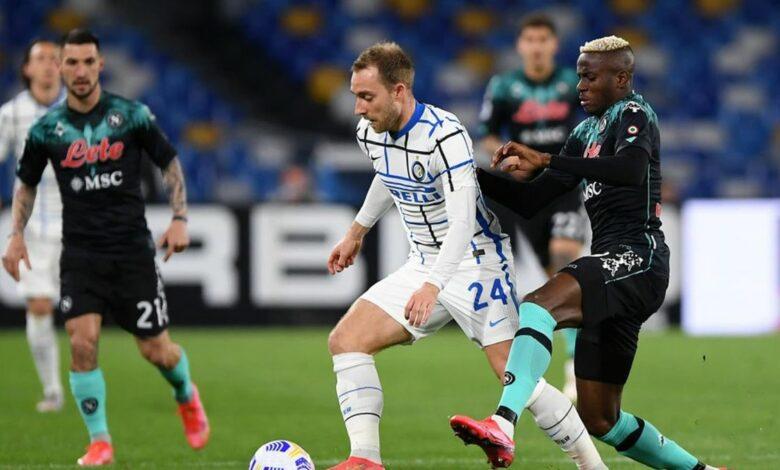 Serie A - 31ème j. | Les notes de Naples - Inter Milan (1-1) 2