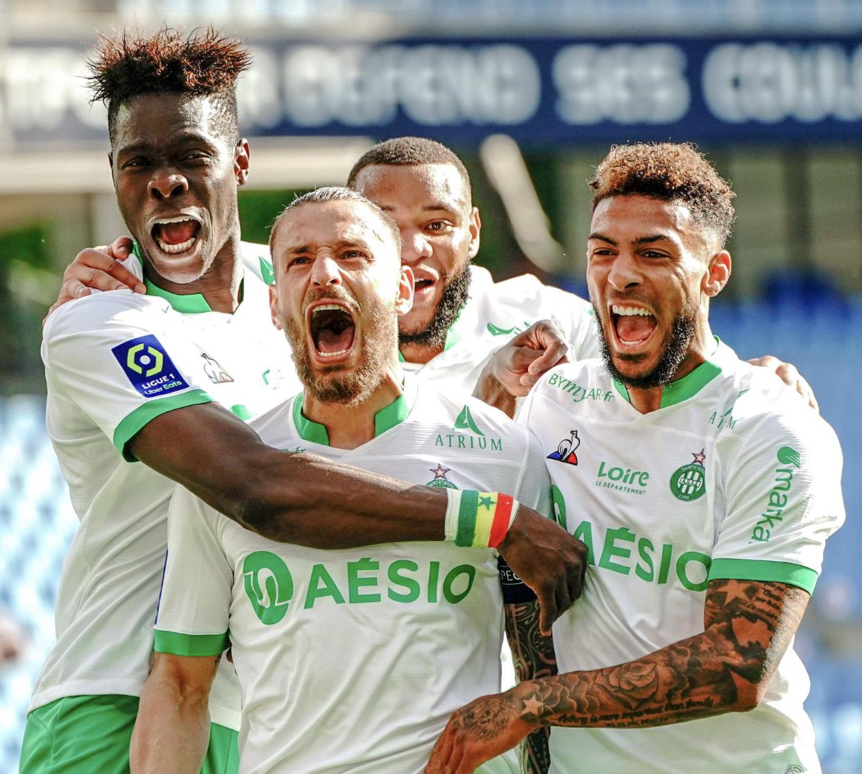 ASSE : Un Stéphanois présent dans l'équipe type proposée par France Football ! 1
