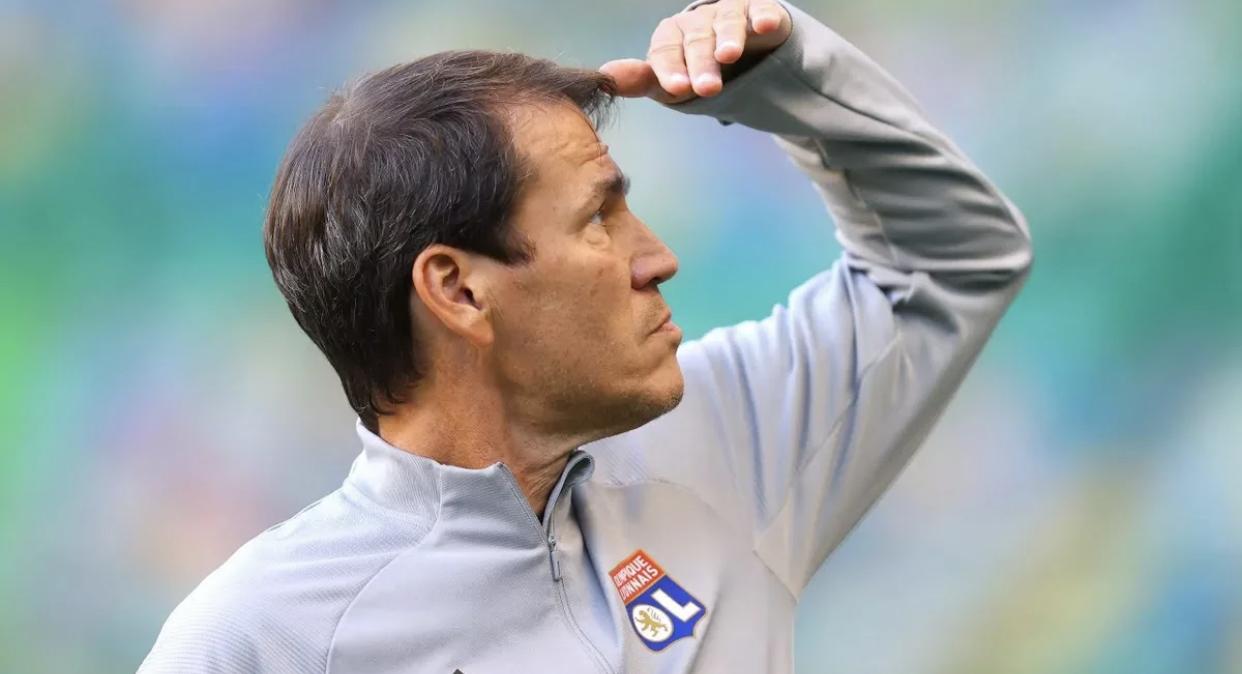 OL : Un accord trouvé entre Rudi Garcia et un club russe ? 1
